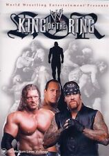 WWE - King Of The Ring (DVD, 2002) NEW SEALED