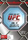 UFC - The Ultimate Collection: Volume 11 (DVD, 2010, 5-Disc Set), NEW REGION 4