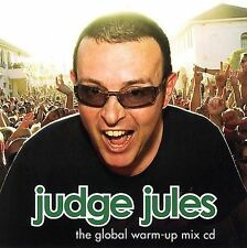JULES,JUDGE-The Global Warm Up Mix Cd CD NEW