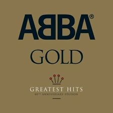 ABBA GOLD 40TH ANNIVERSARY EDITION GREATEST HITS 3 CD SET (New & Sealed)