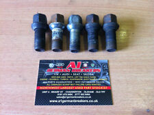GENUINE SKODA SUPERB MK1 2004 - 2008 5 WHEEL BOLTS 17MM 5 STUD BOLT NUT