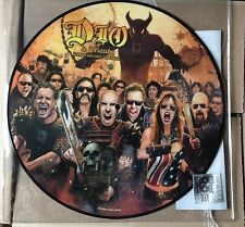 Ronnie James DIO and friends Shout Out for Cancer PICTURE DISC RSD Black Friday
