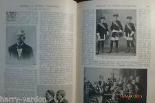Duelling German University Markham Royal Geographical Society Rare Old 1897