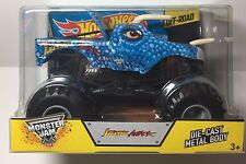 2014 Hot Wheels Monster Jam Jurassic Attack 1:24 Scale