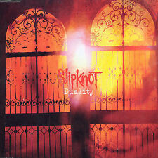 Duality [Single] by Slipknot CD, May-2004, RARE!!! ENHANCED WITH VIDEO