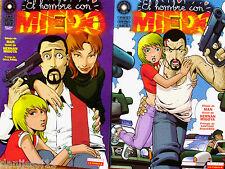 Lote de 2 Comics de El hombre con miedo