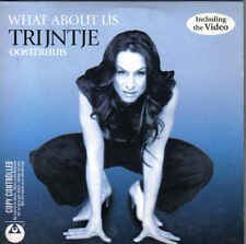Trijntje Oosterhuis-What About Me cd single