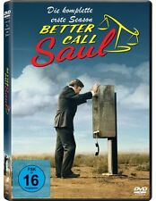3 DVD-Box ° Better Call Saul ° Staffel 1 ° NEU & OVP