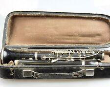 CLARINET im Koffer Nr.543 KLARINETTE KLARNET Musikinstrument 1958