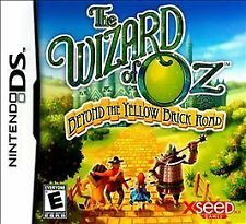 The Wizard of Oz: Beyond the Yellow Brick Road NDS New Nintendo DS