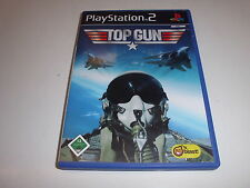 PlayStation 2 ps2 Top Gun