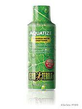Exo Terra Aquatize Terrarium Tap Water Conditioner PT 1979 PT-1979 - 4oz
