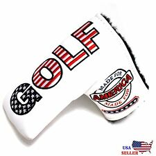 USA GOLF Putter Cover Headcover For Scotty Cameron Taylormade Odyssey Blade