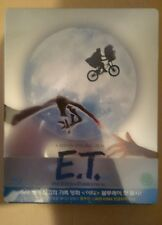 E.T Extra Terrestrial Korea steelbook brand new and sealed
