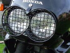 HONDA XRV 750 AFRICA TWIN RD07A(96-03) HEADLIGHT PROTECTOR LENS GUARD MESH GRILL