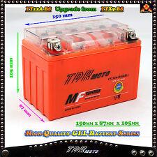 12V YT12A-BS YTX9 Battery Honda RVF750R VFR750R VT600C VLX  NT650 XR650L NX650