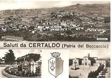Saluti da CERTALDO  (  Patria del Boccaccio )