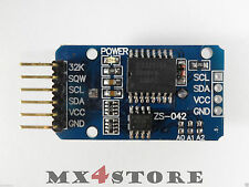 RTC real time clock ds3231 i2c at24c32 incl. cr2032 Arduino 033