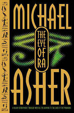 Asher, Michael The Eye of Ra Very Good Book