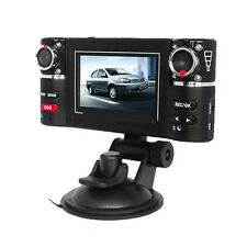 "Dual Lens F30 2.7"" Camcorder Car DVR Camera Vehicle Driving Recorder Dash Cam"