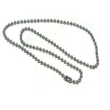 Stainless Steel 20 Inch 3.2mm Ball Link Neck Chain Necklace