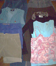 Size Small 5/6 Mixed Lot of Woman's Clothes Old Navy/Christopher&Banks/Dockers/