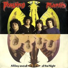 "PRAYING MANTIS All Day And All Of The Night  7"" Vinyl Single EXCELLENT CONDITION"