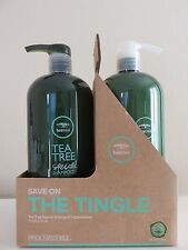 PAUL MITCHELL TEA TREE Special Shampoo & Conditioner 33.8 oz/LITER DUO/FREE SHIP