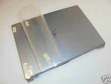 NEW Genuine Dell Studio 1735 1737 Sliver Pink LCD Cover w/Hinges & Cable N261C