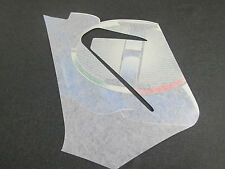 NEW GENUINE APRILIA SR50 H2O 2006 LH FRONT FAIRING DECAL AP8277713 (MT)