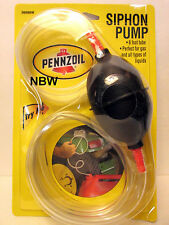 Pennzoil® Siphon Pump with 6 Foot Tube for Any Liquid