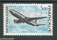 FRANCE 1973 timbre 1751, Avion A 300 B Airbus, neuf**