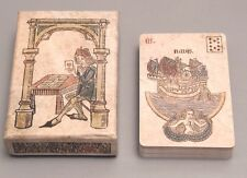 SILSON LENORMAND - MEDIEVAL IMAGERY - NEW FROM MALPERTUIS - LTD. ED. - NIB