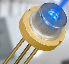445nm 2W BLUE LASER diodes X2 HIGH POWER UK stock 5.6mm TO-18 blue laser diodes