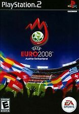 UEFA EURO 2008  (Sony PlayStation 2, 2008,Complete Includes Instructions)