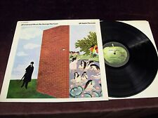 "GEORGE HARRISON ""WONDERWALL MUSIC"" LP 2ND FRENCH PRESS 1978 BEATLES JOHN LENNON"