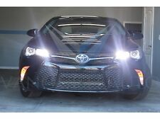 Led Kit DRL-High Beams Function Headlights Light Bulbs For 2015+ Toyota Camry