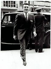 1959 Vintage Photo Liberace at Royal Courts of Justice in London for libel trial