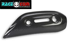 ducati monster 659 696 796 1100 carbon fibre Exhaust shield