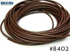 Belden 8402 Speaker microphone Shielded Cable 13 feet 4M Raw two-core 20AWG