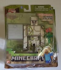 Minecraft Iron Golem Action Figure New Other