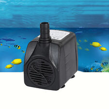 220V 1000L/H Submersible Water Pump Hydroponic For Aquarium Fish Tank Fountain