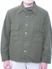 ORIGINAL 1951-3 KOREAN WAR SIZE MED MEN'S WOOL SHIRT US ARMY USED EX COND