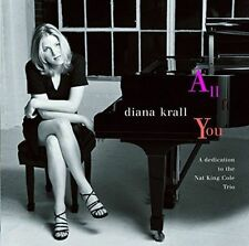 Diana Krall All For You 180g vinyl LP NEW sealed