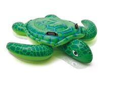 Intex Lil Sea Turtle Ride-On Inflatable Kids Swimming Pool Float Raft