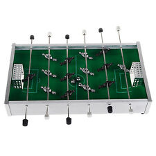 Aluminum Mini Table Top Football Foosball Soccer Game Kicker Toy Boys Kids Gift