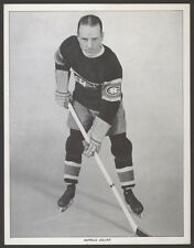 1933-34 V357-2 WORLD WIDE ICE KINGS PREMIUMS  AURELE JOLIAT  MONTREAL CANADIENS