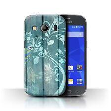 STUFF4 Hülle/Case für Samsung Galaxy Ace Style LTE/G357/Jade Baum/Wintermode