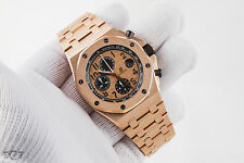 Audemars Piguet Royal Oak Offshore Rose Gold Chronograph 26470OR.OO.1000OR.01