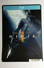 NINJA SCOTT ADKINS TSUYO IHARA COVER ART MINI POSTER BACKER CARD (NOT a movie )